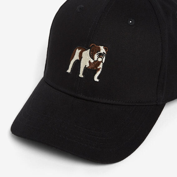 BULLDOG CAP  BLACK  hi-res