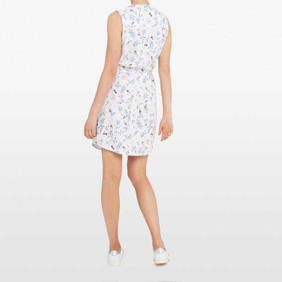 DITSY BLOOM SHIRT DRESS  SUMMER WHITE/MULTI  hi-res
