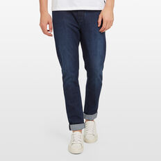 SLIM STRETCH JEAN  MID AUTHENTIC  hi-res