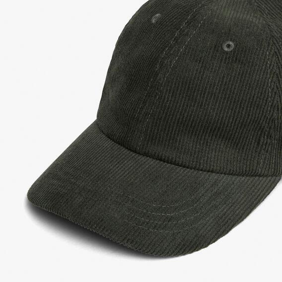 CORD CAP  KHAKI  hi-res