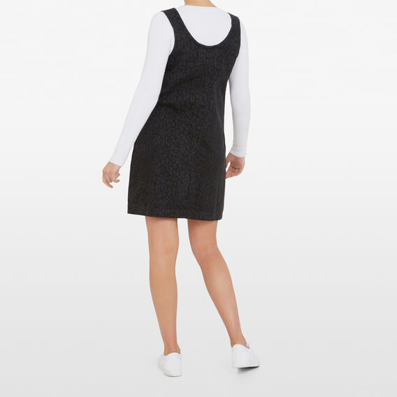 MONOCHROME ANIMAL PINAFORE  MONOCHROME  hi-res