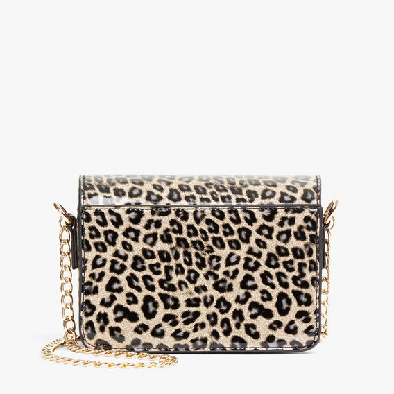 ANIMAL SPARKLE CLUTCH  MULTI  hi-res