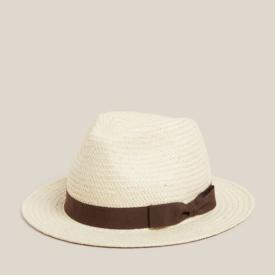 PANAMA HAT  NATURAL  hi-res