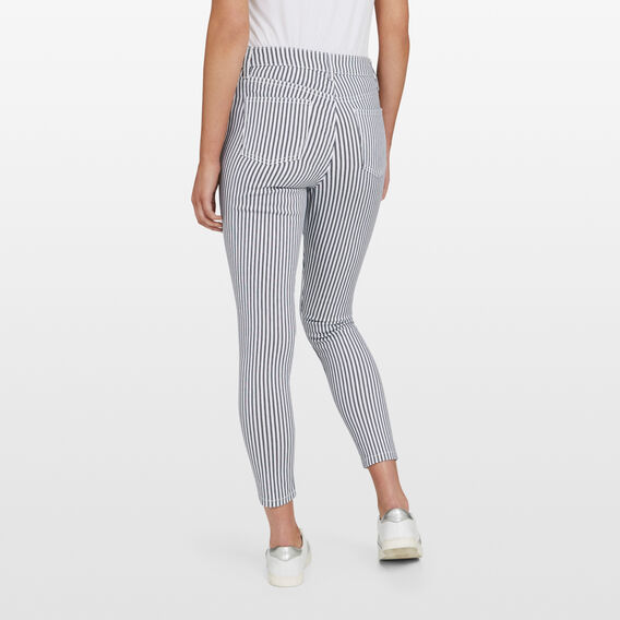 STRIPE PANT  NOCTURNAL/SUMMER WHI  hi-res