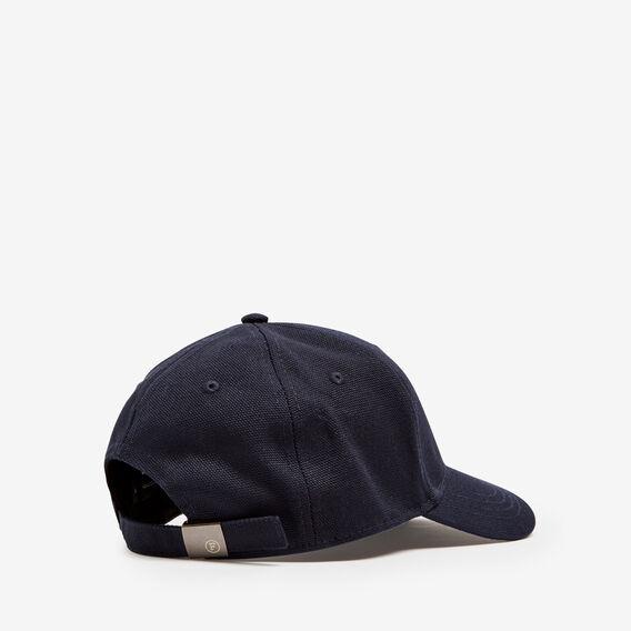 TWILL F CAP  MARINE BLUE  hi-res