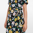 WILD FLOWER WRAP DRESS  MULTI  hi-res