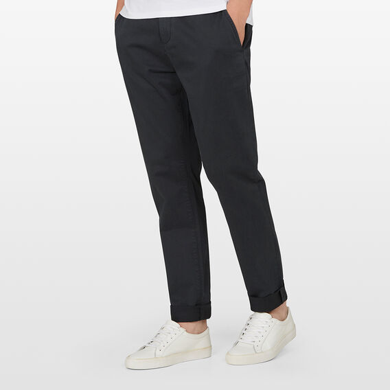 SLIM FIT STRETCH CHINO PANT  NEO FOREST GREEN  hi-res