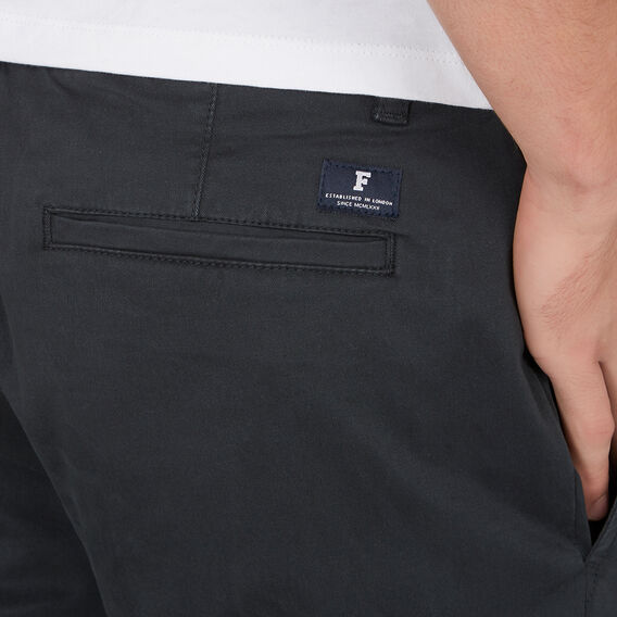 REGULAR FIT STRETCH CHINO PANT  NEO FOREST GREEN  hi-res