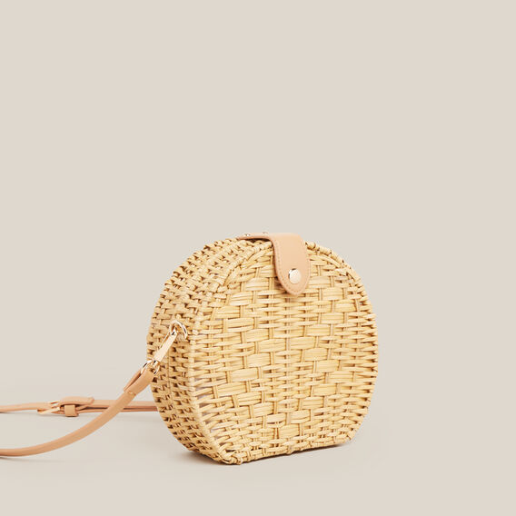 BASKET BAG  NATURAL  hi-res