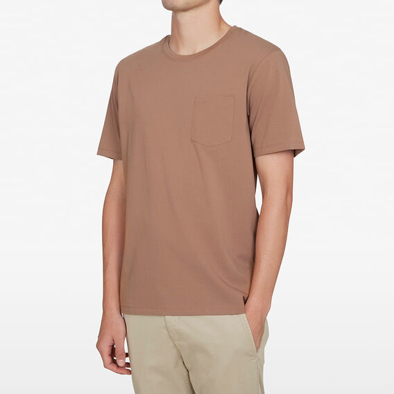 CAMEL RELAXED FIT T-SHIRT  CAMEL  hi-res