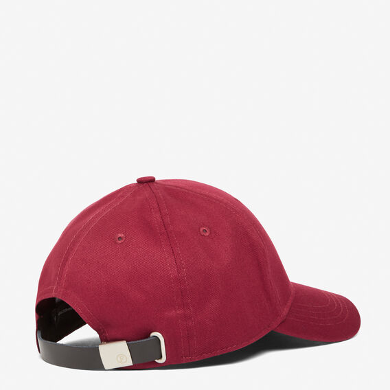BICYCLE CAP  BURGUNDY  hi-res