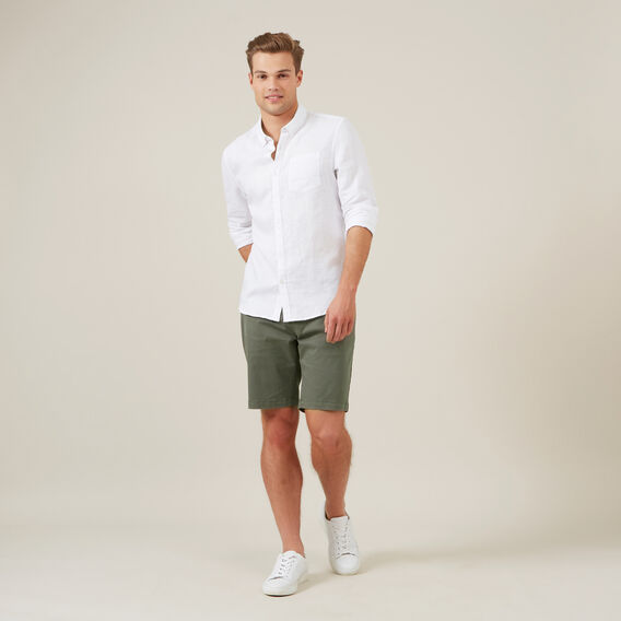 RELAXED FIT STRETCH CHINO SHORT  NEO KHAKI  hi-res