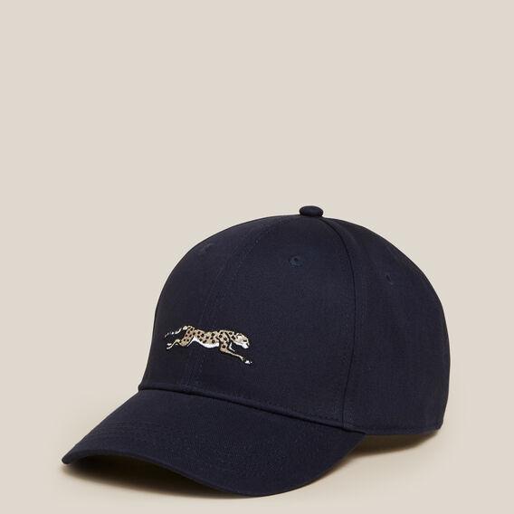 CHEETAH CAP  MARINE BLUE  hi-res