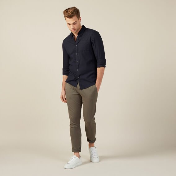 SLIM FIT STRETCH CHINO PANT  NEO KHAKI  hi-res