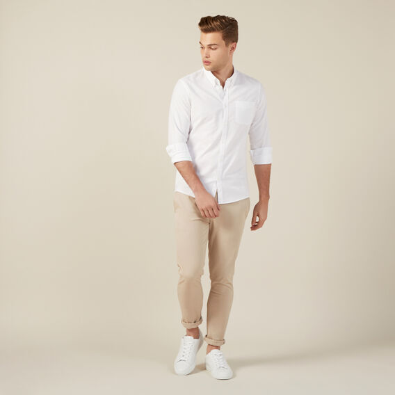 SLIM FIT CHINO PANT  STONE  hi-res