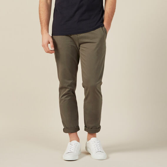 REGULAR FIT CHINO PANT  NEO KHAKI  hi-res