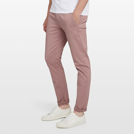 SLIM FIT CHINO PANT  PALE ORCHID  hi-res