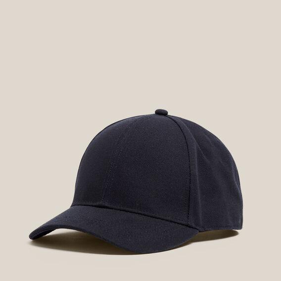 CANVAS CAP  INK BLUE  hi-res