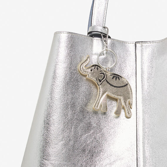 ELEPHANT KEYRING  MULTI  hi-res