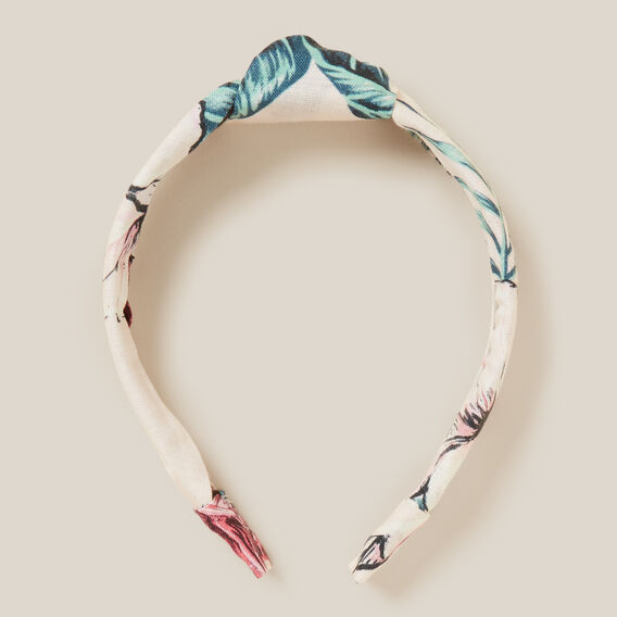 TROPIC HEADBAND  PINK MULTI  hi-res