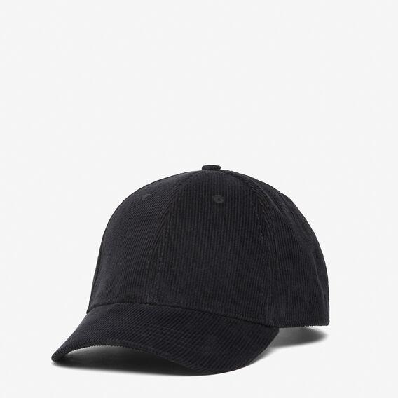 BLACK CORD CAP  BLACK  hi-res