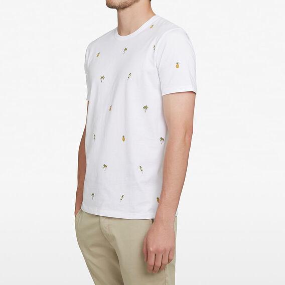 MINI PARROT T-SHIRT  WHITE  hi-res