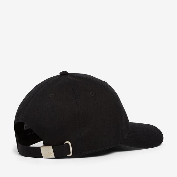 F LOGO ANIMAL PRINT CAP  BLACK MULTI  hi-res