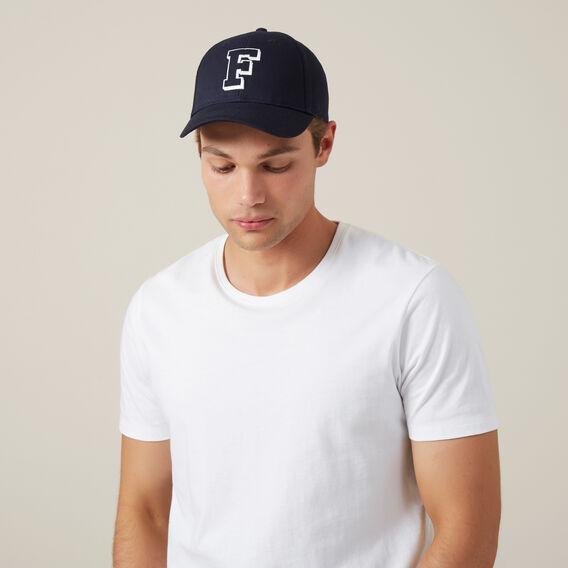 F CAP  NAVY  hi-res