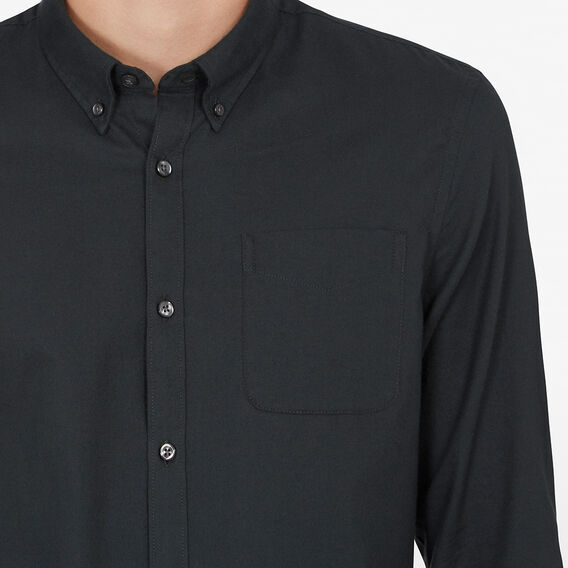 FOREST GREEN CUSTOM FIT SHIRT  FOREST GREEN  hi-res