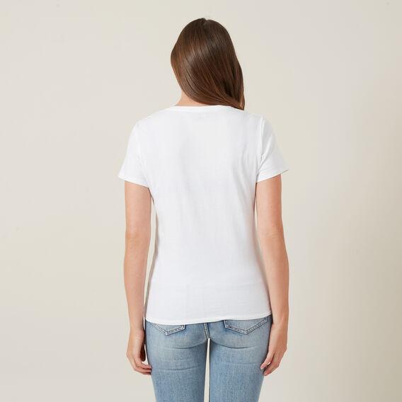 LE FRENCH BULLDOG T-SHIRT  WHITE  hi-res