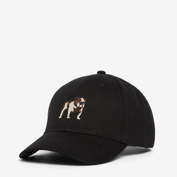 BULLDOG CAP  BLACK  hi-res
