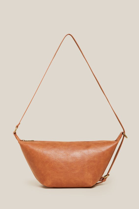 SLING BAG  TAN  hi-res