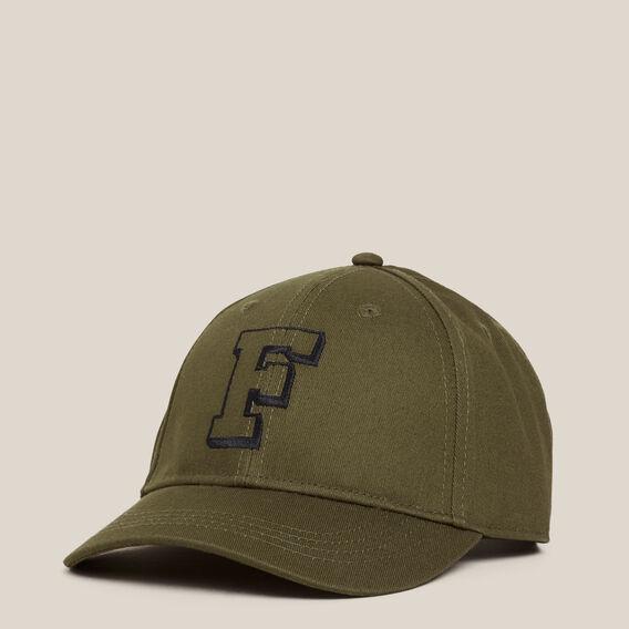 F CAP  KHAKI  hi-res