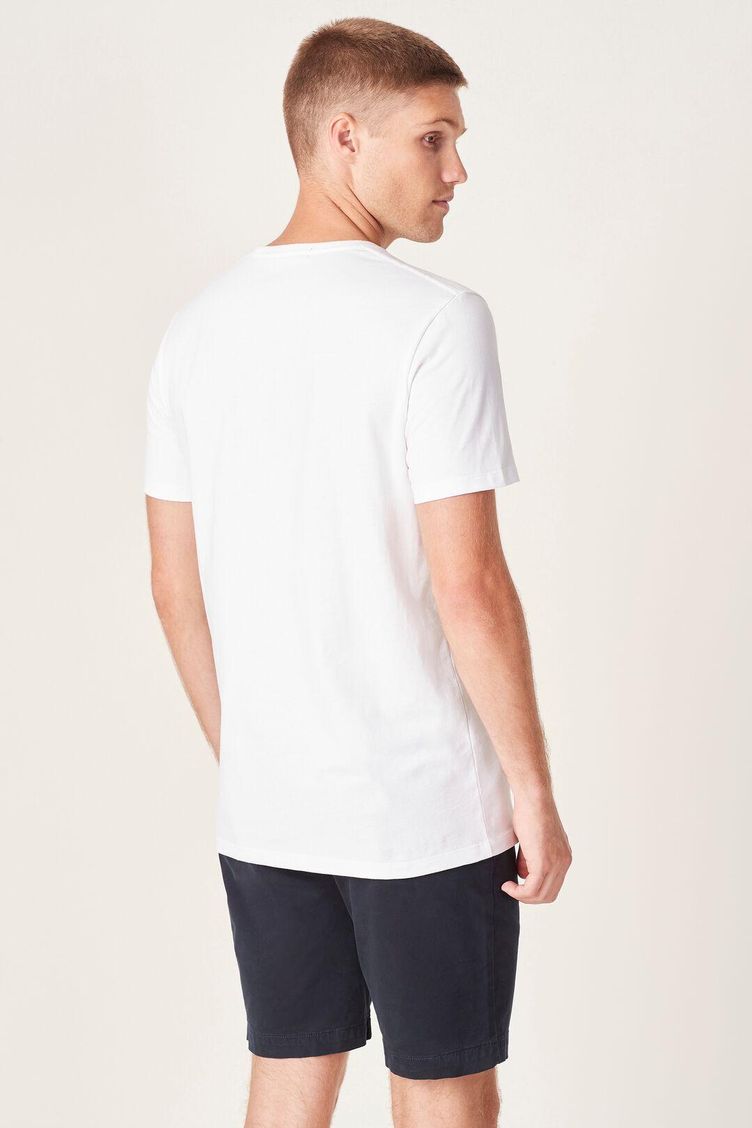 VINTAGE PALMS T-SHIRT  WHITE  hi-res