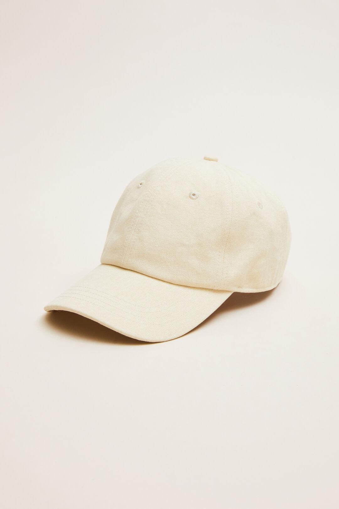 VINTAGE WASH CAP  ECRU  hi-res