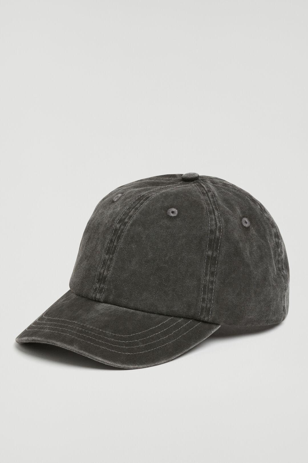 VINTAGE WASH CAP  BLACK  hi-res