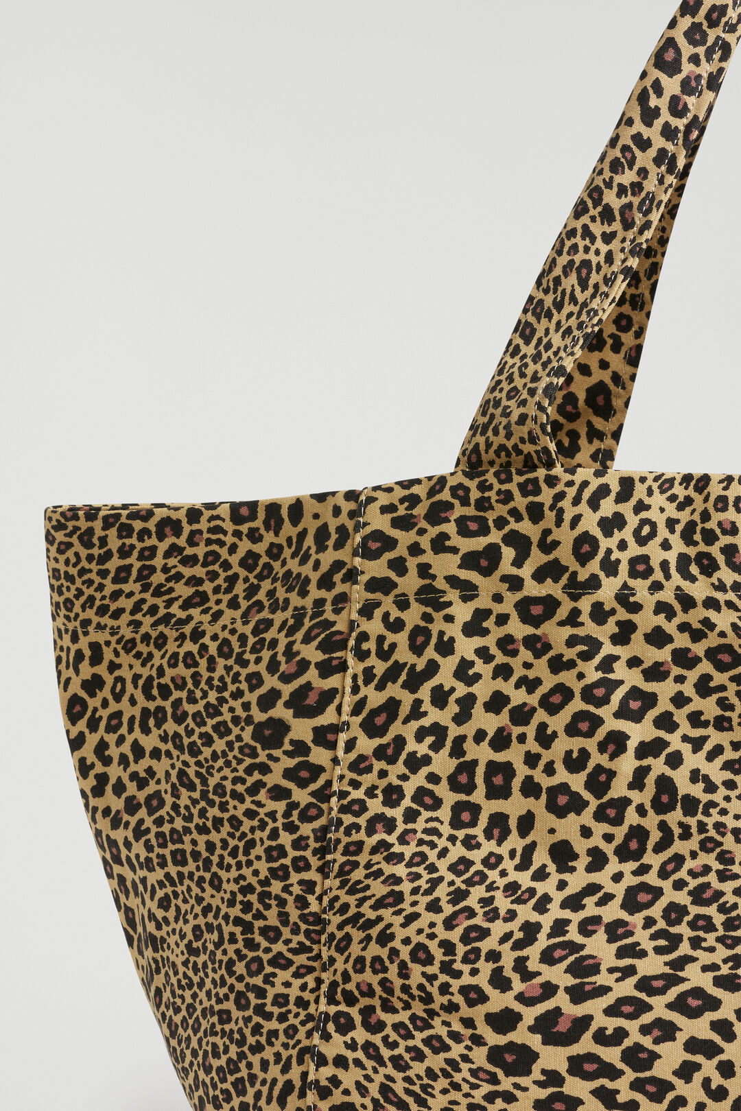 COTTON CARRY ALL BAG  ANIMAL  hi-res