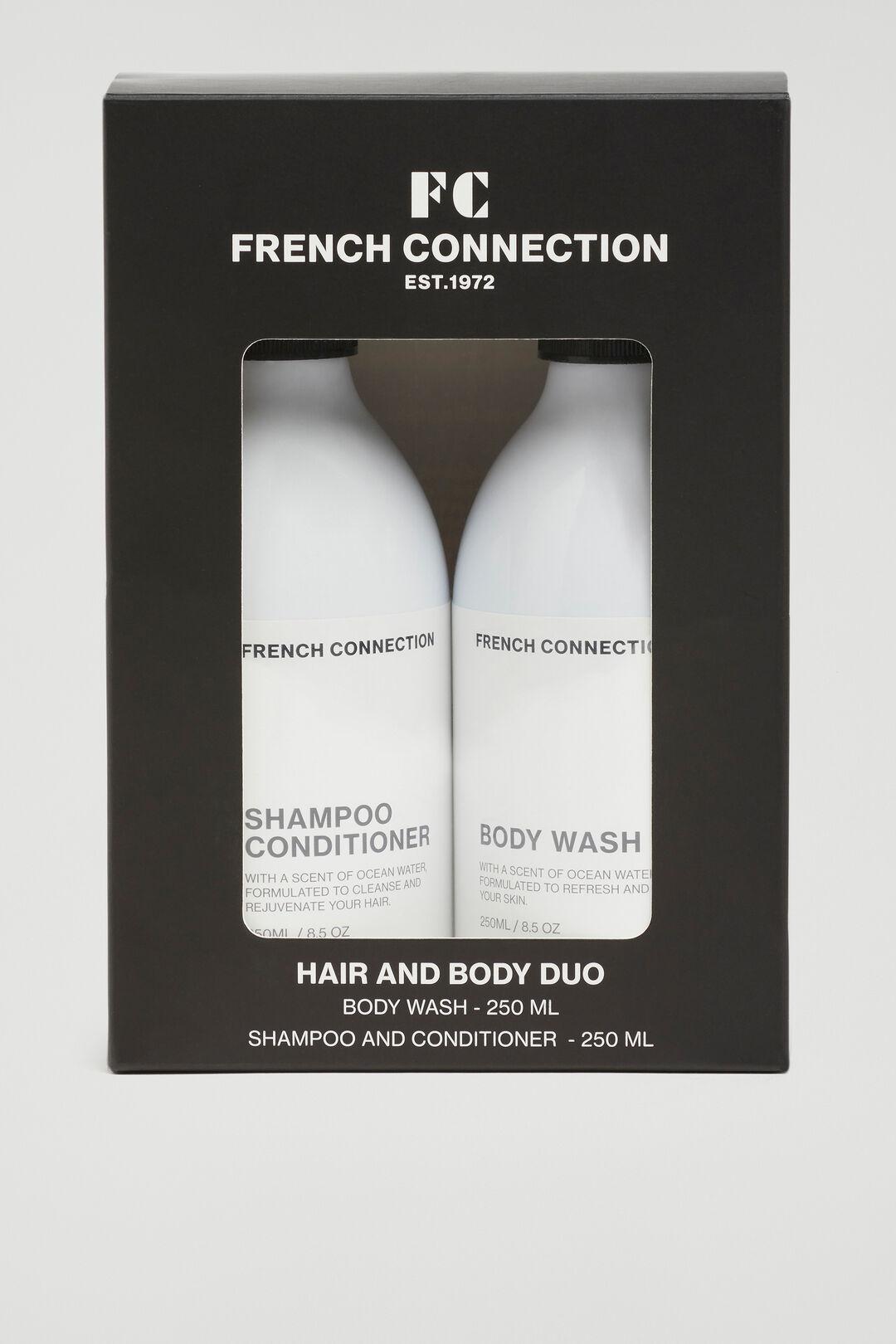 HAIR AND BODY DUO  BLACK  hi-res